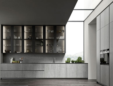 Итальянская кухня Materia 06 фабрики MESON'S