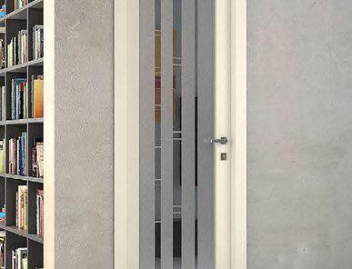 Итальянская дверь PERCORSI LACCATI LP 664 фабрики DORICA CASTELLI