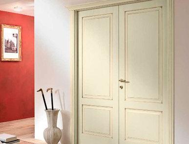 Итальянская двойная дверь PERCORSI LACCATI LP 951 фабрики DORICA CASTELLI