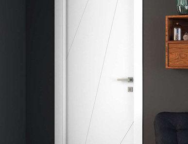 Итальянская дверь PERCORSI LACCATI LI 353 фабрики DORICA CASTELLI