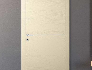 Итальянская дверь CONTEMPORANEA LT 401 alluminio фабрики DORICA CASTELLI