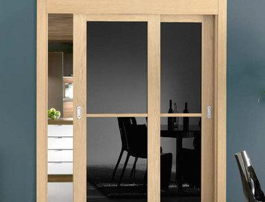 Итальянская дверь NOBILE M3 802ST фабрики DORICA CASTELLI