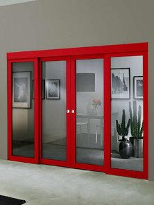 Итальянская дверь NOBILE M4 82 фабрики DORICA CASTELLI