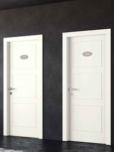 Итальянская дверь HOTEL EI 30 фабрики DORICA CASTELLI