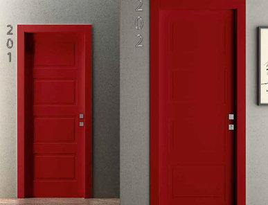 Итальянская дверь HOTEL EI 60 фабрики DORICA CASTELLI