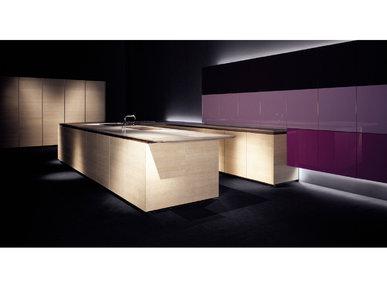 Итальянская кухня Atelier Luis Barragàn Inspiration фабрики MINOTTI CUCINE