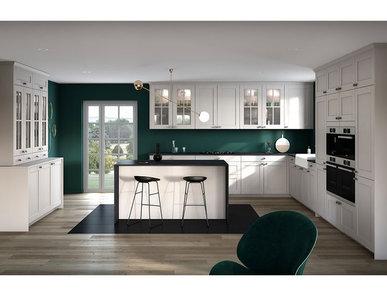 Итальянская кухня Eole Emerald фабрики MOBALPA