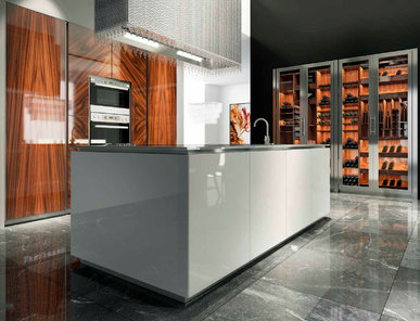 Итальянская кухня VOGUE 03 фабрики MUST ITALIA