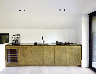 Кухня MONO фабрики PIET BOON