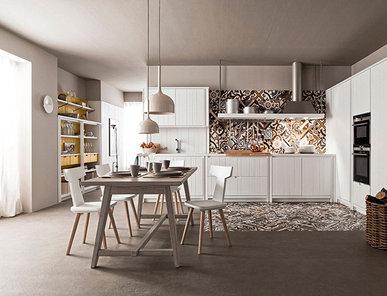 Итальянская кухня MAESTRALE M09 01 фабрики SCANDOLA MOBILI