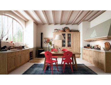 Итальянская кухня TABIÀ T02 фабрики SCANDOLA MOBILI