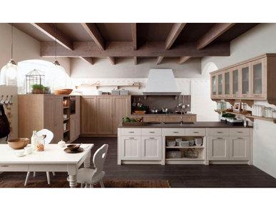 Итальянская кухня TABIÀ T01 фабрики SCANDOLA MOBILI
