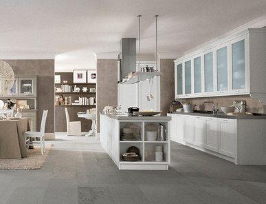 Итальянская кухня NUOVO MONDO N1 фабрики SCANDOLA MOBILI