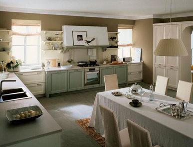 Итальянская кухня NUOVO MONDO N0 фабрики SCANDOLA MOBILI