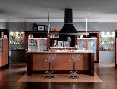 Итальянская кухня Baccarat 03 фабрики SCAVOLINI