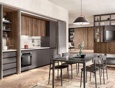 Итальянская кухня BoxLife 01 фабрики SCAVOLINI