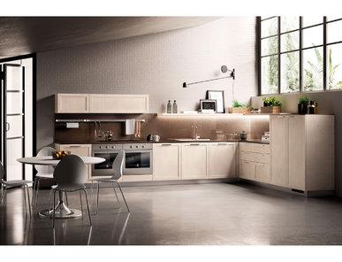 Итальянская кухня CARATTERE 05 фабрики SCAVOLINI
