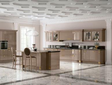 Итальянская кухня Exclusiva 06 фабрики SCAVOLINI