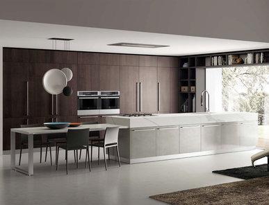 Итальянская кухня Mood 11 фабрики SCAVOLINI
