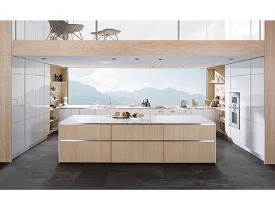 Кухня S2 01 фабрики SieMatic