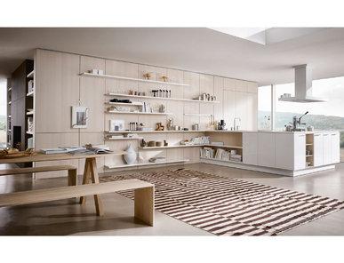 Кухня S2 + SE 02 фабрики SieMatic