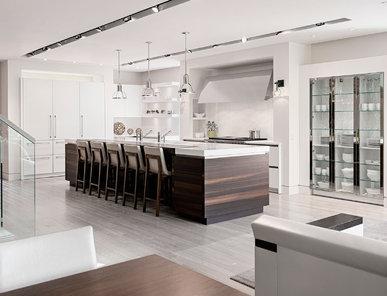 Кухня S2 + SE + Beauxarts фабрики SieMatic