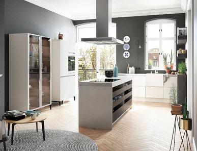 Кухня S2 + SE 03 фабрики SieMatic