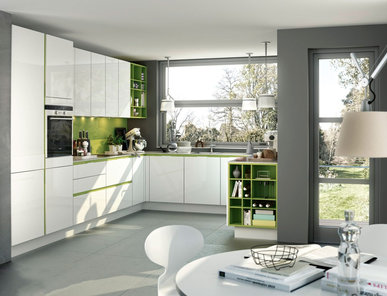 Кухня S3 01 фабрики SieMatic