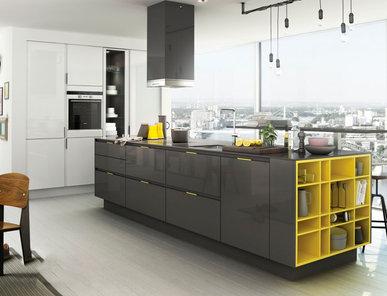 Кухня S3 03 фабрики SieMatic