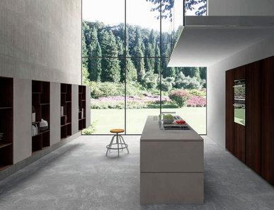 Итальянская кухня G30 01 фабрики Tre.O Kitchens