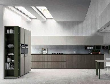 Итальянская кухня G30 02 фабрики Tre.O Kitchens