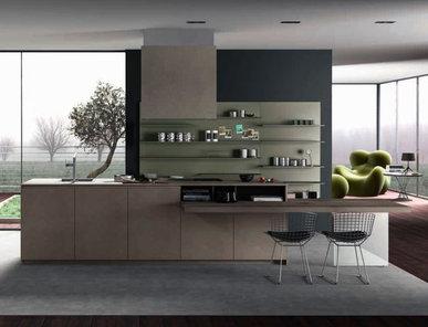 Итальянская кухня G30 03 фабрики Tre.O Kitchens