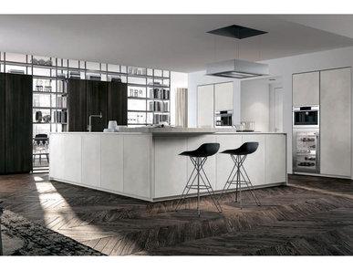 Итальянская кухня B22 01 фабрики Tre.O Kitchens