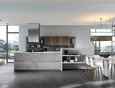 Итальянская кухня B22 03 фабрики Tre.O Kitchens
