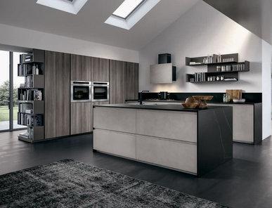 Итальянская кухня B22 04 фабрики Tre.O Kitchens