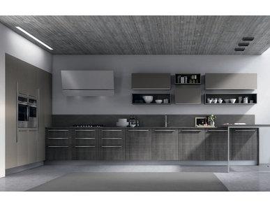 Итальянская кухня R20 04 фабрики Tre.O Kitchens
