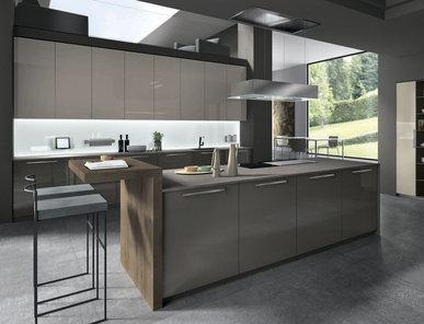 Итальянская кухня R20 07 фабрики Tre.O Kitchens