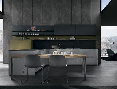 Итальянская кухня R20 08 фабрики Tre.O Kitchens