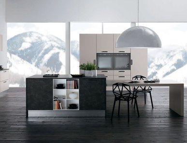 Итальянская кухня ELOS 03 фабрики Tre.O Kitchens