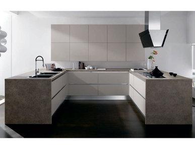 Итальянская кухня ELOS 04 фабрики Tre.O Kitchens