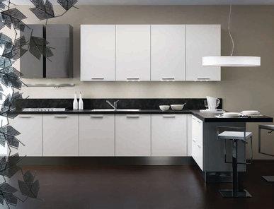 Итальянская кухня EASY 03 фабрики Tre.O Kitchens