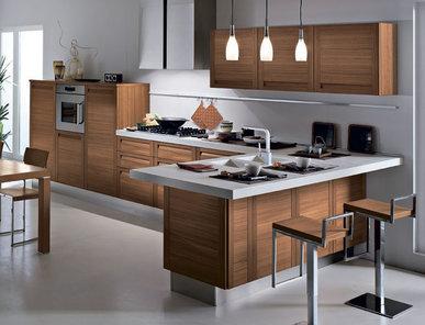 Итальянская кухня MAYA 01 фабрики Tre.O Kitchens