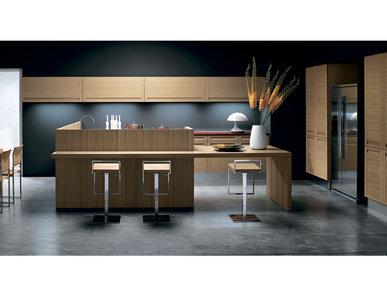 Итальянская кухня MAYA 07 фабрики Tre.O Kitchens