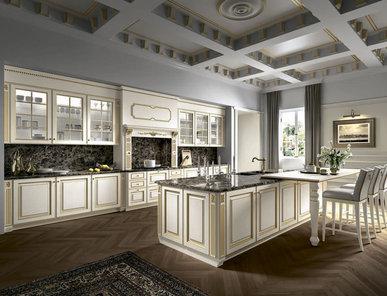 Итальянская кухня ISABEL 02 фабрики Tre.O Kitchens