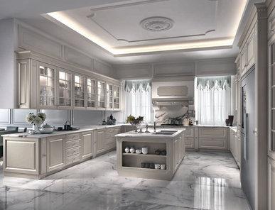 Итальянская кухня ISABEL 04 фабрики Tre.O Kitchens