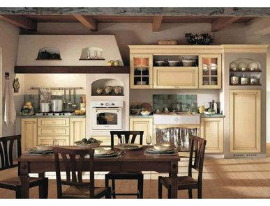 Итальянская кухня ISABEL 06 фабрики Tre.O Kitchens