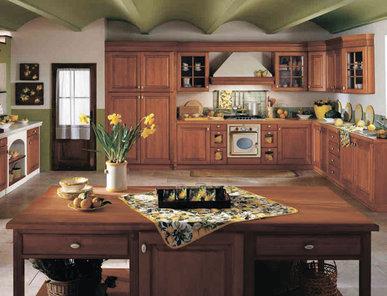 Итальянская кухня ISABEL 10 фабрики Tre.O Kitchens