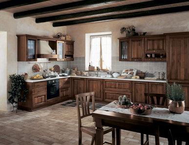Итальянская кухня VERA 01 фабрики Tre.O Kitchens