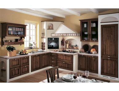 Итальянская кухня VERA 02 фабрики Tre.O Kitchens