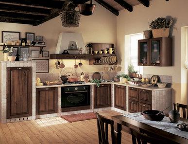 Итальянская кухня VERA 03 фабрики Tre.O Kitchens